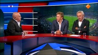 NOS UEFA Champions League Live NOS UEFA Champions League Live, nabeschouwing FC Barcelona - Ajax