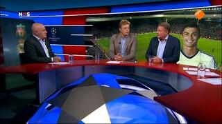 NOS UEFA Champions League Live NOS UEFA Champions League Live, wedstrijdanalyse Liverpool - Real Madrid