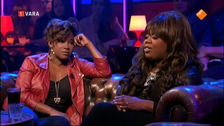 Dwdd Saturday Night - De Muziekavond Van Shirma Rouse, Leona Philippo En Berget Lewis