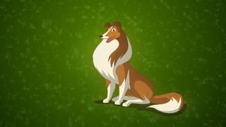 Lassie Animated Het monster van Diamantmeer