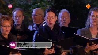 Live vanaf begraafplaats Westerveld in Driehuis
