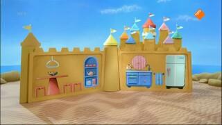 Het Zandkasteel - Vies