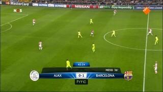 Nos Uefa Champions League Live - Nos Uefa Champions League Live, 2de Helft Ajax - Fc Barcelona