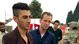 Dit is de Dag Nederlander in Irak op zoek naar gevluchte familie