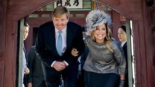 Blauw Bloed - Koning Willem-alexander En Koningin Máxima In Zuid-korea