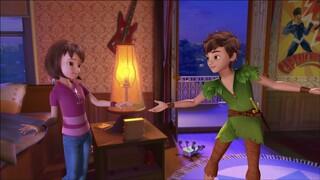Peter Pan Het geheim van long John Pepper