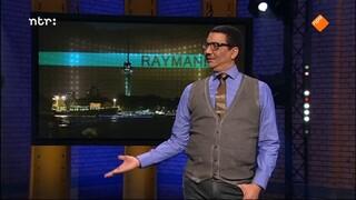 Raymann! - Met Comedian Roué Verveer