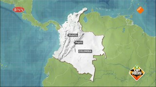 3 Op Reis - 3 Op Reis: Colombia En Usa
