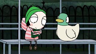 Sarah en Eend Tikschoenen