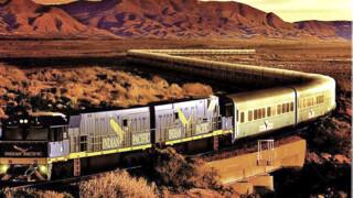 Rail Away - Australie: Sydney-broken Hill-adelaide