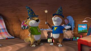 Tip de muis Ik wil gewoon met jullie mee