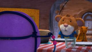 Tip de muis De werkplaats van papa