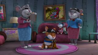 Tip de muis Ik wil niet naar de dokter!