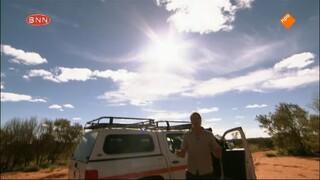 Freek Vonk In Australië - Woestijn