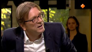 Buitenhof - Guy Verhofstadt, Simon Schama