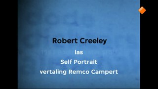 Robert Creeley leest Self Portrait