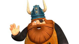 Wickie de Viking Vikings aan de top