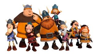 Wickie De Viking - De Aanvallende Ster