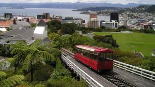 Rail Away - Nieuw-zeeland: Auckland-napier-wellington