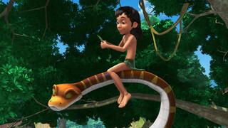 Jungle Book De rode krokodil