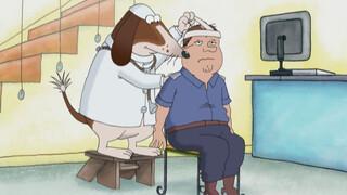 Dokter Hond - De Afschuwelijke Dokter Hond