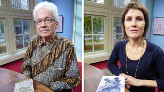 VPRO Boeken Hans Boland en Sana Valiulina