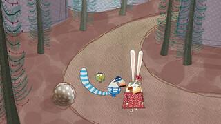 Pipi, Pupu & Rosemarie Het leven van een stinkdier
