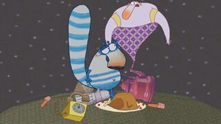 Pipi, Pupu & Rosemarie - Vliegende Schapen