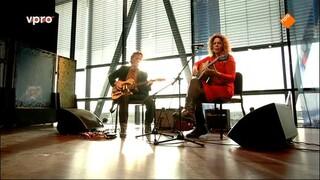 VPRO Vrije geluiden Franco Fagioli, Dayna Kurtz en Teus Nobel