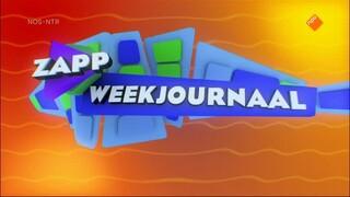 Zapp Weekjournaal met NOS Jeugdjournaal 21 december 2014