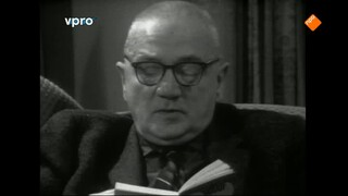 Simon Vestdijk leest De uiterste seconde