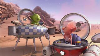 Groobie's ruimtewasstraat