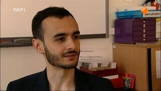 Grimassen - Farbod Moghaddam (iran): De Vluchteling