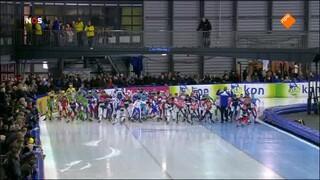NOS Studio Sport Schaatsen NK Marathon