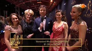 Musical Awards Gala - De Rode Loper