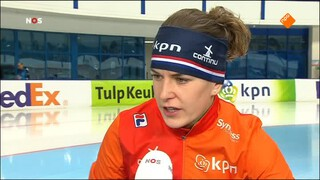 NOS Studio Sport Schaatsen EK Allround Chelyabinsk