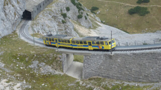 Rail Away - Duitsland: Aschau - Rosenheim - Wendelstein