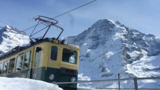 Rail Away - Zwitserland: Lauterbrunnen - Wengen - Kleine Scheidegg