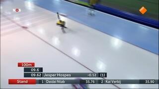 NOS Studio Sport NOS Studio Sport Schaatsen NK Sprint Groningen