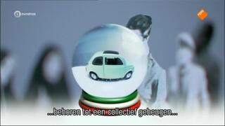 Kunstuur - Fiat 500