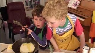 Kindertijd - Pannenkoeken