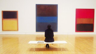 Close Up - De Stilte Van Mark Rothko