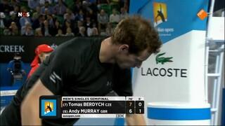 Nos Studio Sport - Tennis Australian Open
