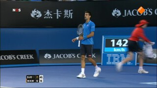 NOS Studio Sport Tennis Australian Open