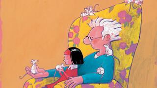 Kindertijd de muizenpicknick