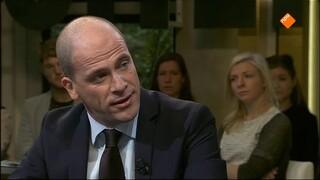 Buitenhof - Diederik Samsom, Geert Mak, Jonathan Holslag
