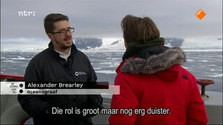De Kennis van Nu Het geheim van zee-ijs