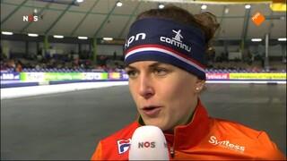 Nos Studio Sport - Nos Studio Sport Schaatsen Wk Afstanden Heerenveen