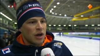 Nos Studio Sport - Schaatsen Wk Afstanden Heerenveen