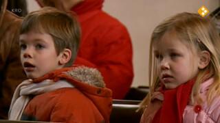 Max en Sophie halen een askruisje